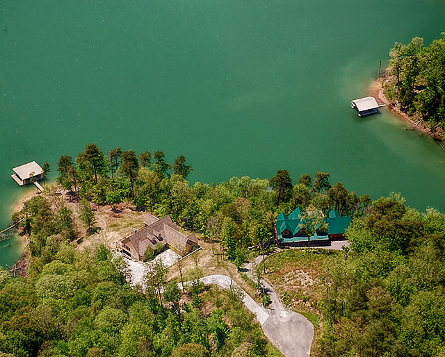 Norris Shores Homes for Sale on Norris Lake - Sharps Chapel, TN